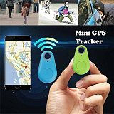 Pets Mini Smart GPS Tracker Anti-Lost Bluetooth Tracer For Elderly Kids Dog Cat Wallet Locator Car Trackers Key Finder Equipment