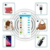 Mini GPS Tracking Finder Device Motorcycle Auto Car GPS Tracker Track GPS Tracker Anti-Lost Trackers for Pet Kids Dog Collar Key