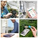 Gps Tracker for Dogs Bluetooth 4.0 Low Power Mobile Phone Case Anti-Theft Keys Wirelss Alarm Easy Install Home Alarm