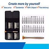 Multifunctional 25 in 1 Torx Screwdriver Set Electrician Repair Kit for Mobile Phone PC Laptop Tablet iPad Car Keys Hand Tools