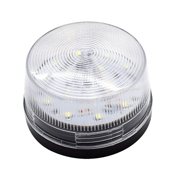 AC 220V waterproof safety alarm strobe signal warning light LED light flashing light for swing gate opener /barrier signal flash