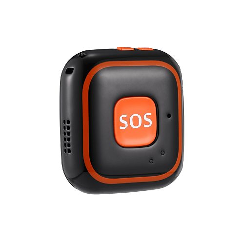 GSM GPRS GPS Elderly senior SOS Button emergency alarm V28 Fall alarm Real-time tracking two way talking Geo-fence elderly care
