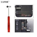 UANME 10PCS/LOT Mini Y-Type 0.6 Screwdriver Set For iPhone 7 8 X Cell Phone Repair Tools