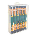 BST-666 Precision 12 in 1 Screwdriver Set Mobile Phone PC Tablet Disassemble Repair Kit Phillips Torx Screw Drivers