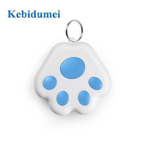 Pet Smart GPS Tracker Mini Anti-Lost Waterproof Bluetooth Locator Tracer For Pet Dog Cat Kids Car Wallet Key Collar Accessories