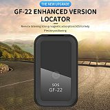 2021 New GF22 Car GPS Tracker Strong Magnetic Small Location Tracking Device Q39D