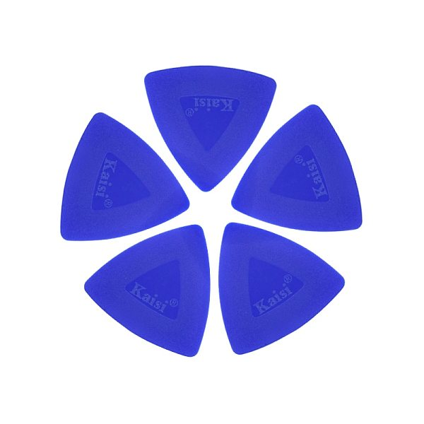 Kaisi 5/10/30/50 Pcs Hard Plastic Scraper for Mobile Phone Pry Opening Tool for iPad Tablets PC Teardown Repair Kit