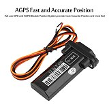 Mini ST-901 Global GPS Tracker Waterproof Real Time AGPS Locator 3G WCDMA Device with Online Tracking for Car Motorcycle Vehicle