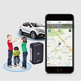 GF21 Mini GPS Real Time Car Tracker Anti-Lost Device Voice Control Recording Locator High-definition Microphone WIFI+LBS+GPS Pos