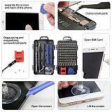 GZERMA Smartphones Repair Tool Sets Mobile Phone Repair Tools Screwdriver Kit For iPhone 12 Samsung PC Watch Cell Phone Camera
