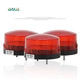 High Quality Waterproof 12V~220V Safely Security Alarm Strobe Signal Safety Warning Green Red Orange mini Flashing LED Light