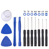 Opening Pry Mobile Phone Repair Tool Sets Kit Screwdriver Set For iPhone Samsung HuaWei Xiaomi Redmi MeiZu Android Smartphone