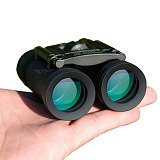 HD 40x22 Binoculars Professional Hunting Telescope Zoom High Quality Vision No Infrared Eyepiece Outdoor Trave Telescope