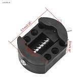 JAVRICK Watch Case Holder Adjustable Opener Remover Vice Tools Watchmakers Repair Kits  for Vice Clockmaker Tool Accessories