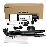SVBONY SV501,70 420/400 F6 F5.7 HD Professional Astronomical Telescope Night Vision Deep Space Star View Moon,Powerful Monocular