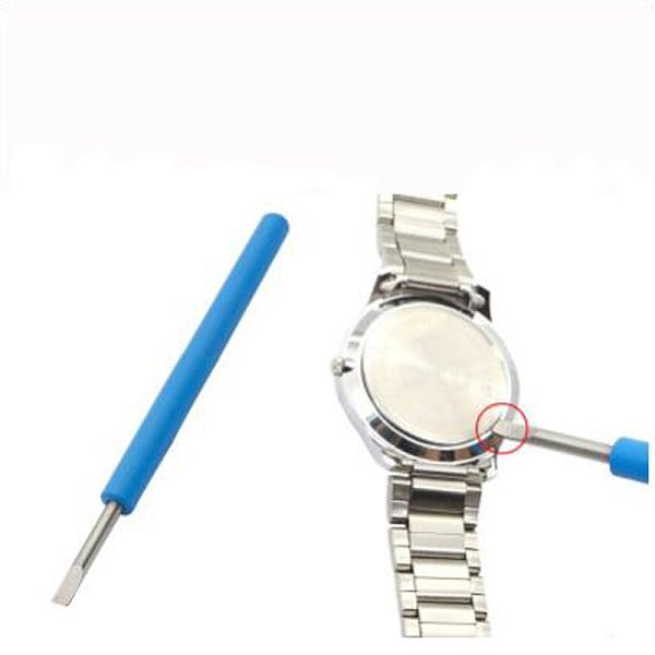 Watch Tools Aluminum Pole Prying Knife Repair Tool Long Watch Bottom Cover Pry Bottom Knife Pry Open Cover Opener Repair Tool