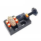 Watch Back Case Holder Bench Table Vise Adjustable Location Jewelry Repair Tools