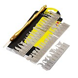 IC Chip Repair Thin Knife Blade Tool CPU Remover for iPhone Processors NAND Flash Motherboard Repair Tools