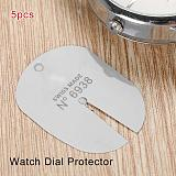 5pcs Watch Dial Protector for Removing Repairing Wristwatch Hands High Quality Watch Repair Tool Kits for Watchmaker tools