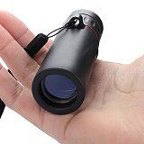 1PCS Zoom Monocular Telescope Mini Pocket Telescope Handy Optics Scope for Outdoor Camping Traveling Hunting Compact Rifle