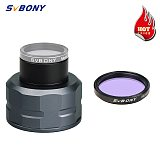 SVBONY SV105 Electronic Eyepiece 1.25 Inch 2MP Astronomy Telescope for Camera w/1.25  Moon&Skyglow Filter-Cuts light Pollution