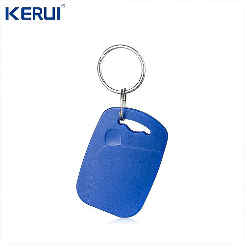 Original Kerui RFID Card 1pcs 2pcs RFID card For  home security Alarm system Swipe Card