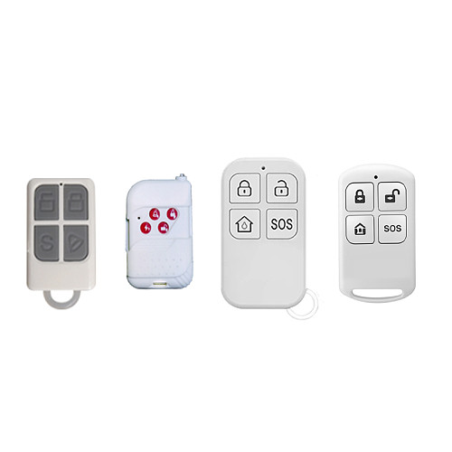 remote controller Remote Control keychian  for H36 H37 H24 H23 alarm panels