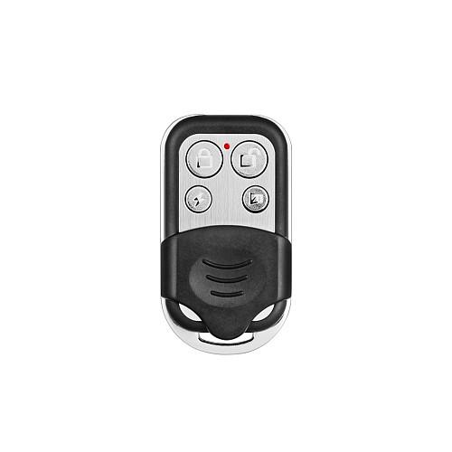 Fuers Wireless Metallic Metal Remote Control Setting Arm/Disarm for W20 W18 K52 W2 G18 GSM Security Burglar Alarm System