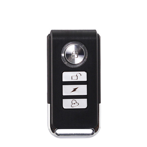 Ampand Wireless Remote Controller Key for our PIR Sensor Alarm Door Security Alarm Bicycle Vibration Spot Alarm
