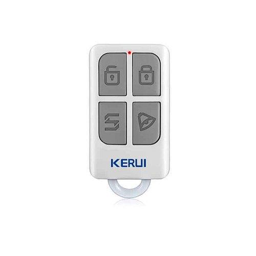 KERUI RC531 Wireless Portable Remote Control Arm Disarm For G18 W18 W20 GSM PSTN Smart Home Security Voice Burglar Alarm System