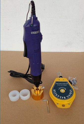 Food Bottle capping Machine handheld sealing machine bottles packaging equipment can adjust Rotating speed