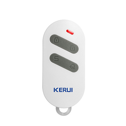 New Wireless High-performance Portable Remote Control 4 Buttons For KERUI G18 G19 W1 W2 K7 Home Alarm System