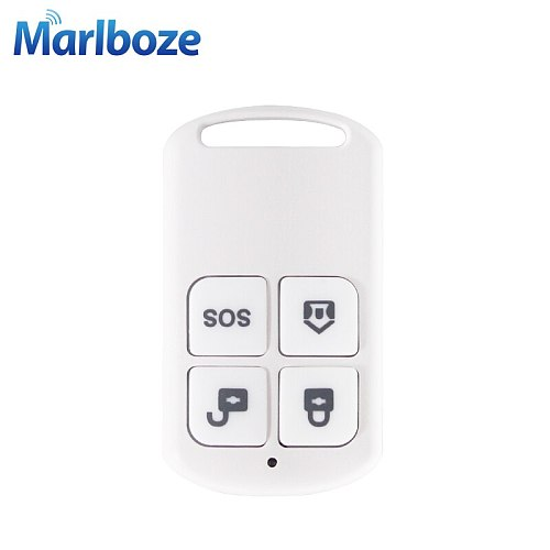 Marlboze 433MHZ Wireless Remote Controller for our PG103 PG168 Home Security WIFI GSM Alarm System