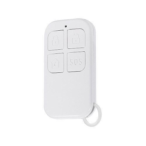 Fuers Wireless 433mhz Alarm Remote Control Remote Controller Working For G12 G34 WIFI Home Security Alarm System