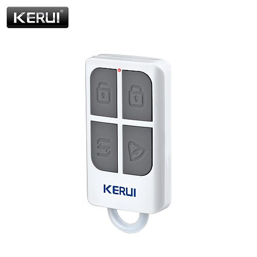 Kerui 433MHz Home Wireless Portable Remote Control Alarm Accessories For Home Security Alarm System Touch Keypad