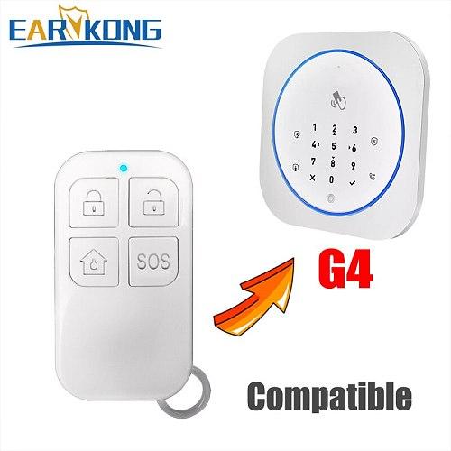 433MHz Wireless Remote Controller Big Button For G4 / PG-103 / W2B / W123 / G50 Wifi Alarm System Home Burglar Alarm System
