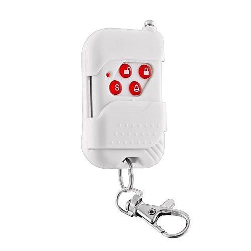 Wireless Remote Control Key Telecontrol For KERUI 99 Zones PSTN or GSM Security Alarm 433mhz motion sensor