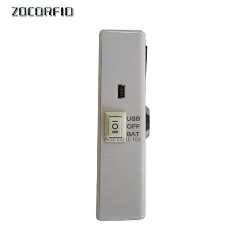 TM iButton Programmer DS1990A Duplicator Cloner Copier 125Khz RFID Reader Writer+5pcs RW1990 Key Token EM4305 t5577 Keyfob