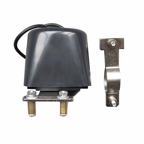 LESHP Automatic Manipulator Shut Off Valve For Alarm Shutoff Gas Water Pipeline Security Device For Kitchen & Bathroom DC8V-DC16