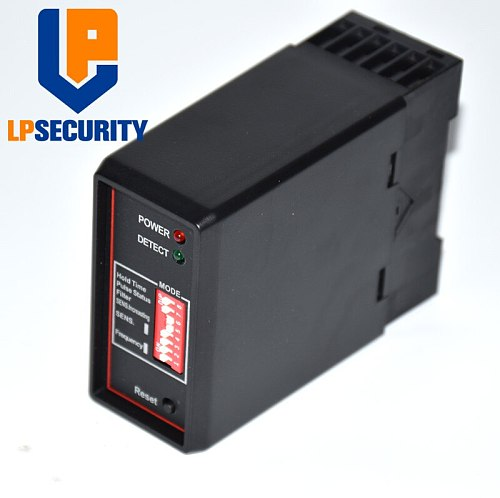ground detector single channel inductive vehicle loop detector controller module for barrier gate opener motor