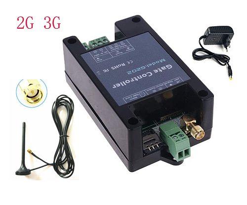 G202 3G GSM Gate Opener Relay Wireless Remote Control Door Access Door opener (to replace RTU5024)