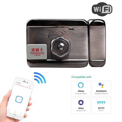 WIFI Remote Control Lock Remote Access Wireless Smart Lock Smart Phone APP Control Access Control Door Lock