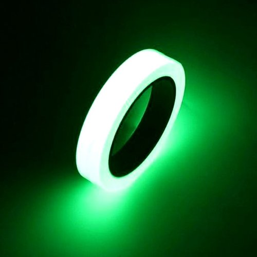 High Quality 3 Meters Self-adhesive Tape Glow In The Dark Outdoor Night Sports Reflective Warning Safety Security Tapes