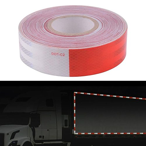 5cmX3m/Roll Reflective Conspicuity Diamond Grade Tape For Truck
