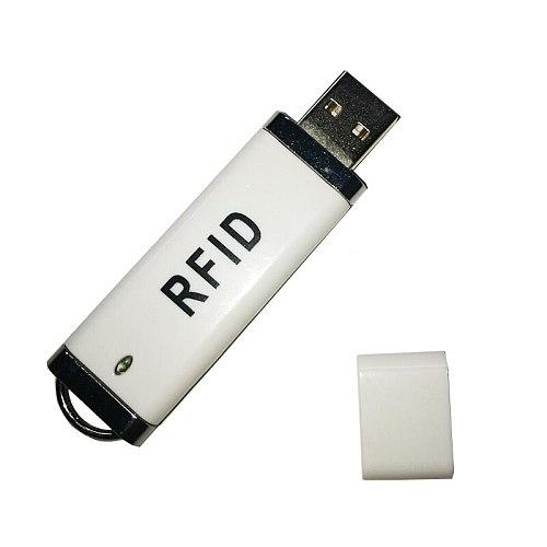 Adjustable Mini Portable RFID 125KHz 13.56Mhz Proximity Smart EM Card USB ID Rfid Card Reader