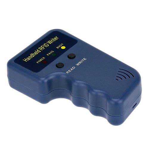 New 125KHz RFID Duplicator Copier Writer Programmer Reader Writer ID Card Cloner & key