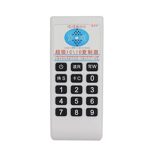 Handheld RFID Duplicator NFC Reader 125Khz T5577 Writer 13.56Mhz UID Smart Chip Card Key Cloner Programmer Copier