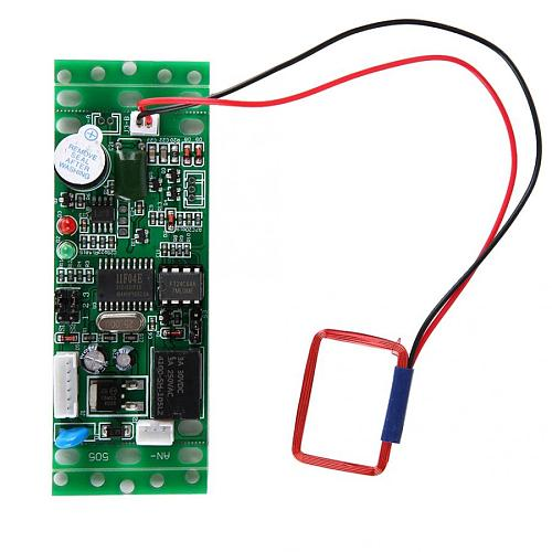 DC 9-12V 125khz RFID Reader Module Embedded Control Board for Access Controller for EN4100 Card Rfid Reader Rfid Duplicator