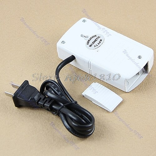 Automatic 120db Power Cut Failure Outage Alarm Waring Siren LED Indicator Whosale&Dropship