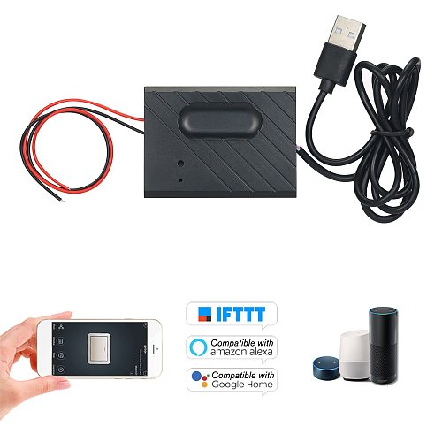 WiFi Smart Switch Garage Door Controller Opener Phone Remote Control APP ''eWeLink'' Timing Function For Alexa Google Home